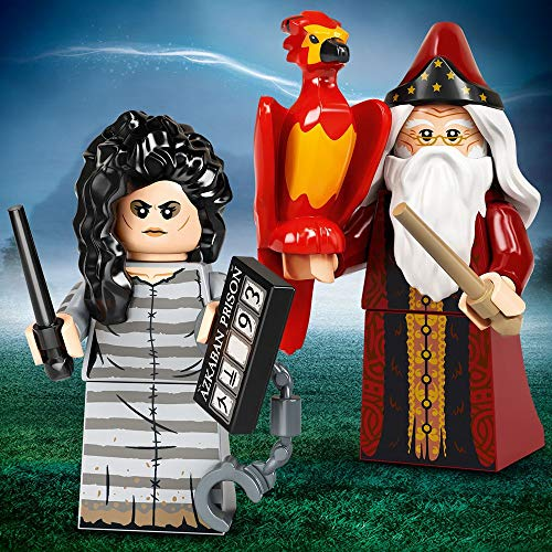 LEGO 71028 Harry Potter Minifiguren Bellatrix...