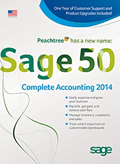 Sage 50 Complete Accounting 2014 US Edition [Download]