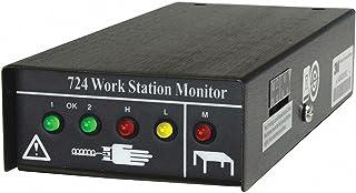 Wrist Strap Workstation Monitor