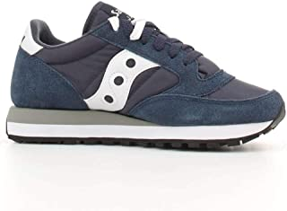 Saucony Luxury Fashion Womens 1044316NAVYWHITE Blue Sneakers | Spring Summer 19