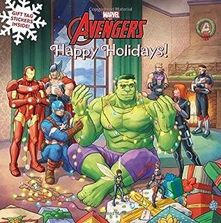 Marvel Avengers: Happy Holidays!