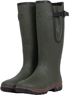Mark Todd Neoprene Lined Adjustable Wellington Boots