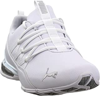 PUMA Womens Riaze Prowl Leather Sneakers