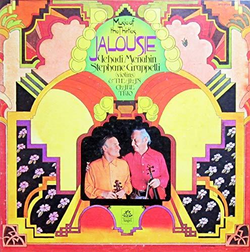 JALOUSIE - Music of the Thirties [Vinyl LP] [Schallplatte]