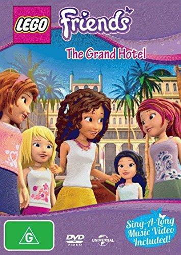 MOVIE - Lego Friends The Grand Hotel Volume 9 (1 DVD)