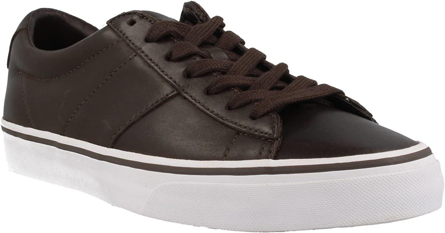 POLO RALPH LAUREN Sayer Trainers Brown