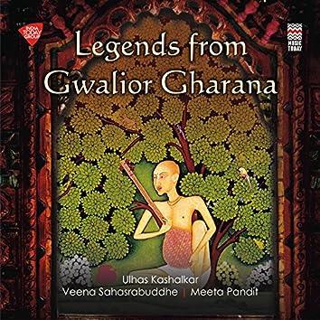 Legends from Gwalior Gharana