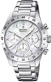 Festina Casual Watch For Women Stainless Steel Band F20397 1, Quartz, Analog