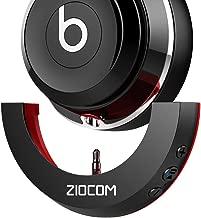 Wireless Audio Bluetooth 5.0 Adapter Receiver for Beats Solo 2 Headphones ZIOCOM (Adapter Only) (Beats Solo 2 Bluetooth Adapter-Black+Red)