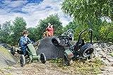 BERG Kettcar Pedal-Gokart Jeep-Design - 2