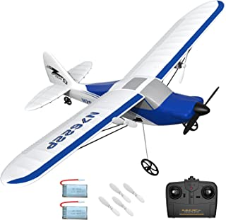 VOLANTEXRC RC Plane Ready to Fly for Beginners, 2.4Ghz 2-CH Remote Control Airplane RTF for Kids & Adults, Portable & Easy...