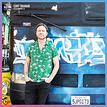Jam in the Van - Cory Branan (Live Session, Memphis, TN, 2019)
