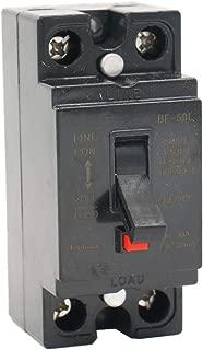 Baomain ELCB Earth Leakage Circuit Breaker BF-50L AC 110V 220V 30A 2P