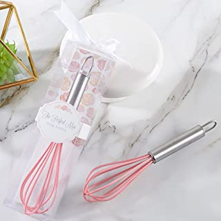 """Kate Aspen""""The Perfect Mix"""" Pink Kitchen Whisk"""