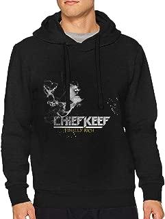 Men's Chief Keef Classic Music Band Long Sleeves Hoodie Sweatshirt Black Gift