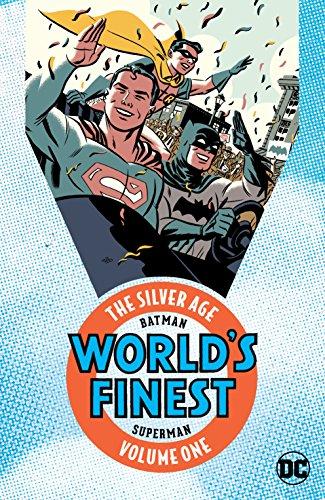 Batman & Superman in World's Finest: The Silver Age Vol. 1 (World's Finest...