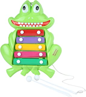 Morisons* babydreams THE CHOICE OF SMART MUMS Frog Xylophone (Green)