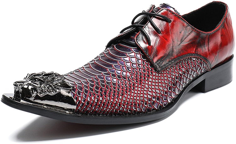 GDXH Nyskor Tröst Oxford Oxford Oxford British Style läder Strap Business Casual läder skor Formala skor  handla på nätet