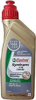 Castrol 15531e Syntrans V FE 75W-80