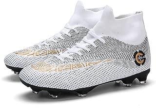 Zapatos de fútbol para hombre Zapatos de fútbol Botines Botas altas para hombre Zapatos de entrenamiento de fútbol para niños Competencia para niños Zapatillas de deporte Botas de fútbol unisex Zapatillas de deporte de rugby junior