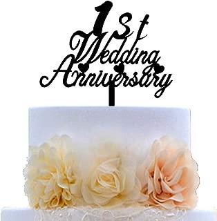 Best first wedding anniversary cake ideas Reviews