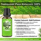 Zoom IMG-1 tea tree oil puro 100
