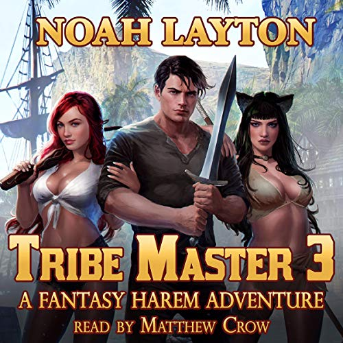Tribe Master 3 audiobook cover art