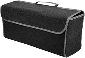 OUNONA Car Van Carpet Boot Storage Bag Organiser Tools Breakdown Travel Tidy Large Bag