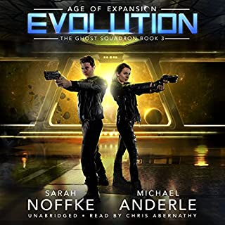 Evolution: Age of Expansion audiobook cover art
