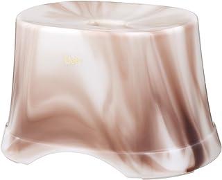 レック Defi ( デフィ ) 風呂いす 高さ21cm ( アンバー) 抗菌 B-882