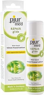 pjur med REPAIR Glide - Vattenbaserat medicinskt personligt smörjmedel - hyaluron tillåter torr, stressad hud att regenere...