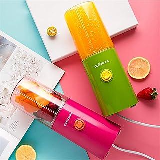 LUO Jcoco Juicer, mini coupe de presse-agrumes électrique portable, presse-agrumes de ménage, mélangeur multifonctionnel p...
