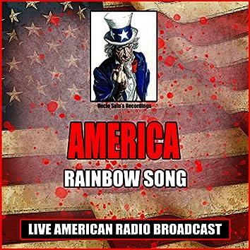 Rainbow Song (Live)