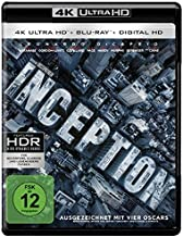 Inception 4K, 1 UHD-Blu-ray