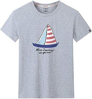 Men's Summer Casual Fashion Printing Patchwork O-Neck Short Sleeve T-shirt Tops 2019 Summer New T-shirt Momoxi