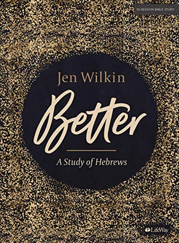 Better Bible Study Book A Study of Hebrews product image