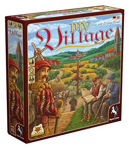 Pegasus Spiele 54514G - My Village