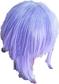 Rosario and Vampire Mizore Shirayuki Cosplay Costume Wig