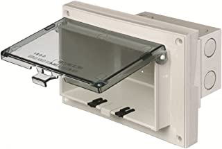 recessed meter box
