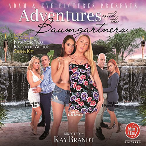 Adventures with the Baumgartners audiobook cover art