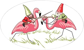 Best gnome car decal Reviews