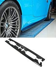 Fandixin E92 Side Skirts, Carbon Fiber Side Skirt Extension for 2007-2013 BMW 3 Seires E90 M3 E92 M3 E93 M3