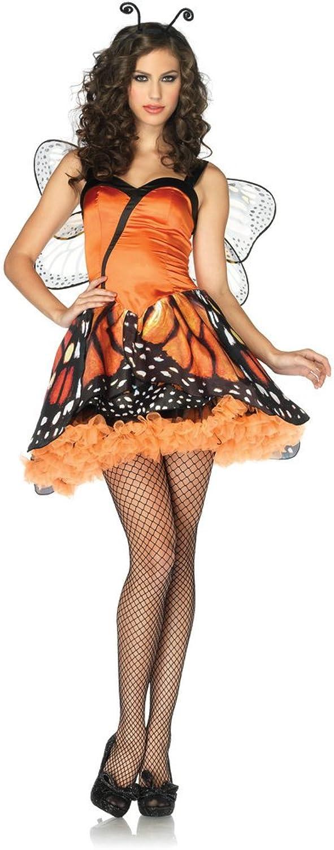Leg Avenue Lovely Monarch Kostüm  L, 1 Stück B004K3ZBIY Modisch     | Spielzeugwelt, fröhlicher Ozean