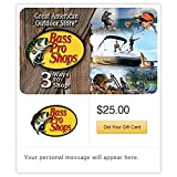 Bass Pro Shops Email Gift Card