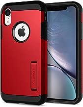 Spigen Tough Armor Designed for Apple iPhone XR Case (2018) - Red