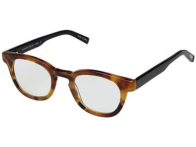eyebobs Waylaid (Orange Tortoise/Black) Reading Glasses Sunglasses