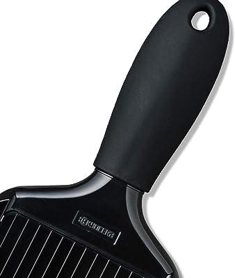 Kyocera CSN-252BK EXP Soft Grip Kitchen Mandoline Slicer One Black