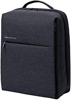 Mochila City Backpack 2 Gris Oscuro