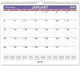 AT-A-GLANCE 2020 Monthly Wall Calendar, 15