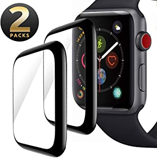 Best apple watch glass screen protector 38mm Reviews